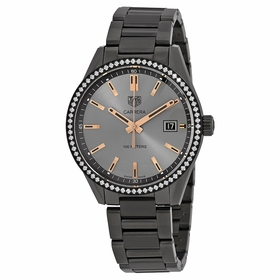 Tag Heuer WAR1115.BA0602 Carrera Ladies Quartz Watch
