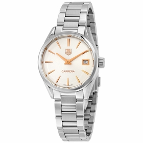 Tag Heuer WAR1312.BA0778 Carrera Ladies Quartz Watch