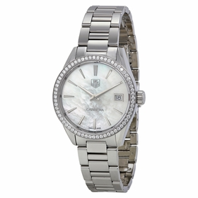 Tag Heuer WAR1315.BA0778 Carrera Ladies Quartz Watch