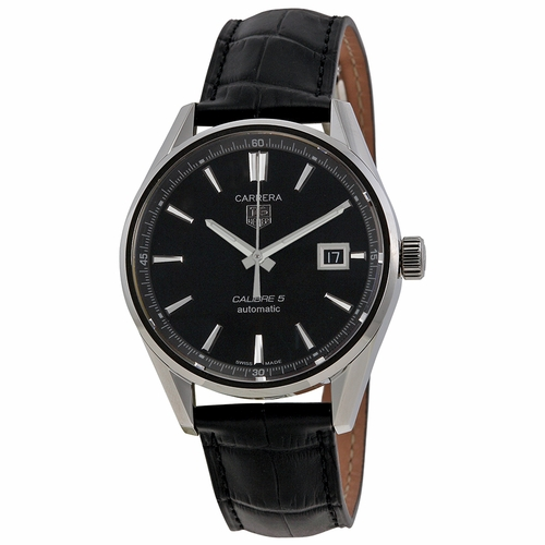 Tag Heuer WAR211A.FC6180 Carrera Calibre 5 Mens Automatic Watch