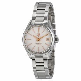 Tag Heuer WAR2412BA0776 Carrera Ladies Automatic Watch