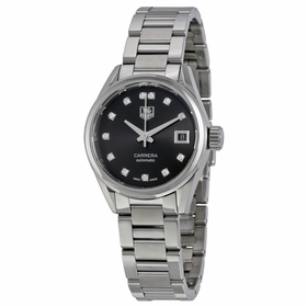 Tag Heuer WAR2413.BA0776 Carrera Ladies Automatic Watch