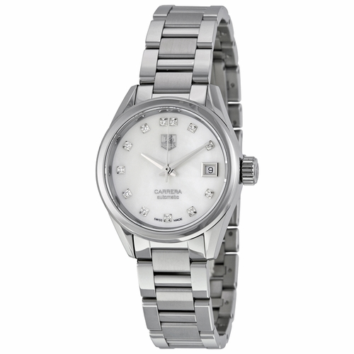 Tag Heuer WAR2414.BA0776 Carrera Ladies Automatic Watch