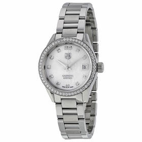 Tag Heuer WAR2415.BA0776 Carrera Ladies Automatic Watch