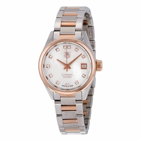 Tag Heuer WAR2452.BD0777 Carrera Ladies Automatic Watch