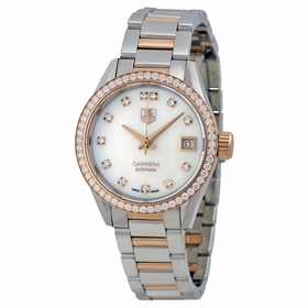Tag Heuer WAR2453.BD0772 Carrera Ladies Automatic Watch
