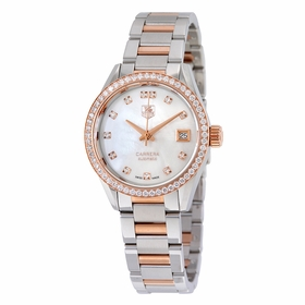 Tag Heuer WAR2453.BD0777 Carrera Ladies Automatic Watch
