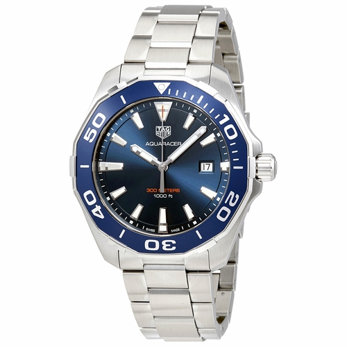 Tag Heuer WAY101C.BA0746 Aquaracer Mens Quartz Watch