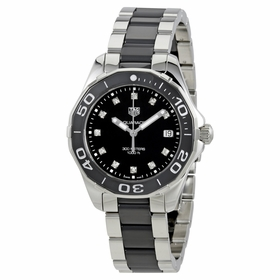 Tag Heuer WAY131C.BA0913 Aquaracer Ladies Quartz Watch