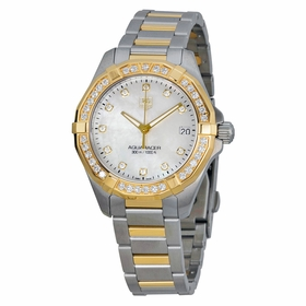 Tag Heuer WAY1353.BD0917 Aquaracer Ladies Quartz Watch