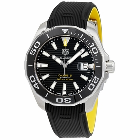 Tag Heuer WAY201A.FT6069 Aquaracer Mens Automatic Watch