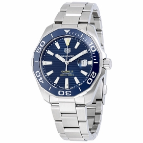 Tag Heuer WAY201B.BA0927 Aquaracer Mens Automatic Watch