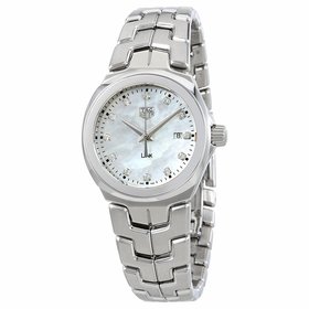 Tag Heuer WBC1312.BA0600 Link Ladies Quartz Watch