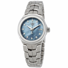Tag Heuer WBC1313.BA0600 Link Ladies Quartz Watch