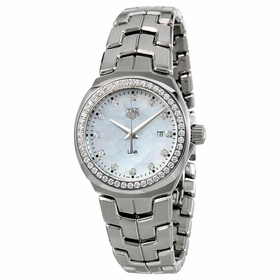Tag Heuer WBC1316.BA0600 Lady Link Ladies Quartz Watch