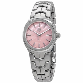 Tag Heuer WBC1317.BA0600 Link Ladies Quartz Watch