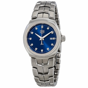 Tag Heuer WBC1318.BA0600 Link Ladies Quartz Watch