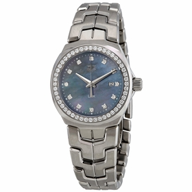 Tag Heuer WBC1319.BA0600 Link Ladies Quartz Watch