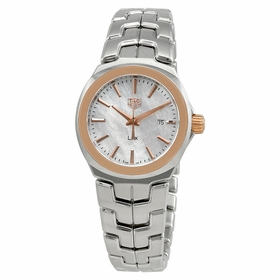 Tag Heuer WBC1350.BA0600 Link Ladies Quartz Watch