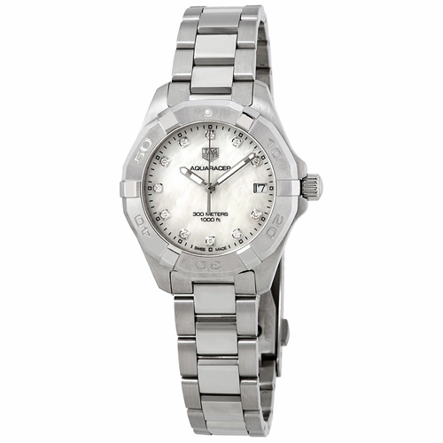 Tag Heuer WBD1314.BA0740 Aquaracer Ladies Quartz Watch