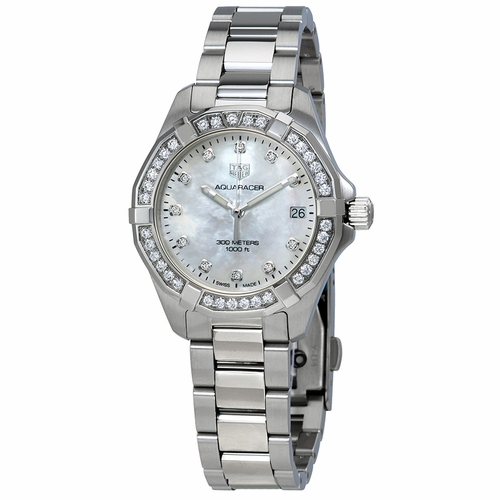 Tag Heuer WBD1315.BA0740 Aquaracer Ladies Quartz Watch