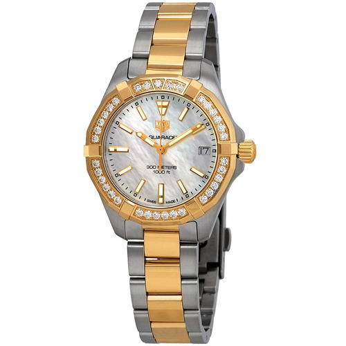 Tag Heuer WBD1321.BB0320 Aquaracer Ladies Quartz Watch