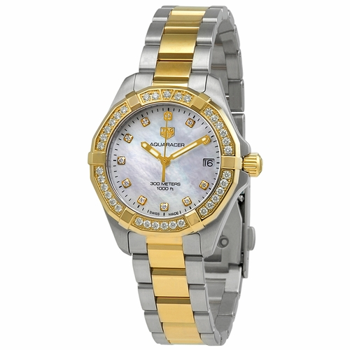 Tag Heuer WBD1323.BB0320 Aquaracer Ladies Quartz Watch
