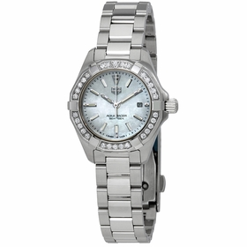 Tag Heuer WBD1413.BA0741 Aquaracer Ladies Quartz Watch