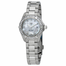 Tag Heuer WBD1415.BA0741 Aquaracer Ladies Quartz Watch