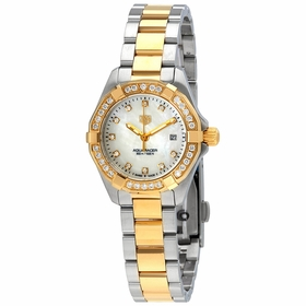 Tag Heuer WBD1423.BB0321 Aquaracer Ladies Quartz Watch