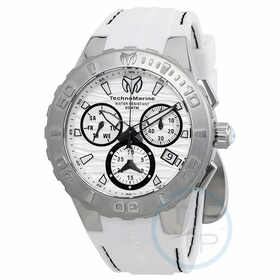 TechnoMarine 115074 Cruise Medusa Mens Chronograph Quartz Watch