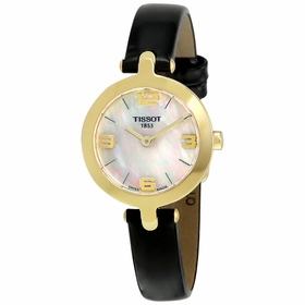 Tissot T003.209.36.117.00 T-Trend Flamingo Ladies Quartz Watch