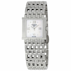 Tissot T02.1.181.84 Six-T Ladies Quartz Watch