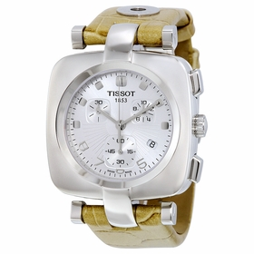 Tissot T020.317.16.037.00 Odaci-T Ladies Chronograph Quartz Watch