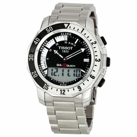 Tissot T026.420.11.051.00 Sea-Touch Mens Chronograph Quartz Watch