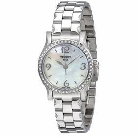 Tissot T028.210.11.117.00 Stylis-T Ladies Quartz Watch