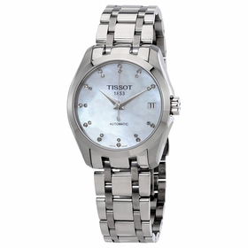 Tissot T035.207.11.116.00 Couturier Ladies Automatic Watch
