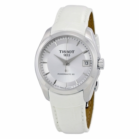 Tissot T035.207.16.031.00 Couturier Powermatic 80 Ladies Automatic Watch