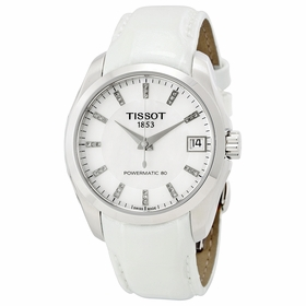 Tissot T035.207.16.116.00 Couturier Powermatic 80 Ladies Automatic Watch