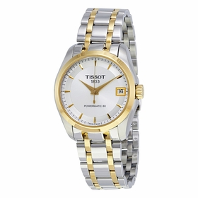 Tissot T035.207.22.031.00 Couturier Powermatic 80 Ladies Automatic Watch