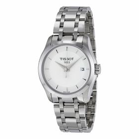 Tissot T035.210.11.011.00 Couturier Ladies Quartz Watch