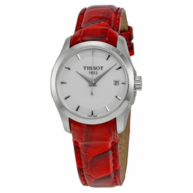 Tissot T035.210.16.011.01 Couturier Ladies Quartz Watch