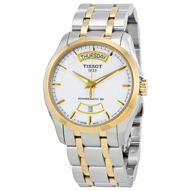 Tissot T035.407.22.011.01 Couturier Powermatic 80 Mens Chronograph Automatic Watch