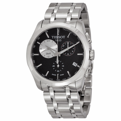 Tissot T035.439.11.051.00 Couturier Mens Chronograph Quartz Watch