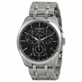 Tissot T035.617.11.051.00 Couturier Mens Chronograph Quartz Watch