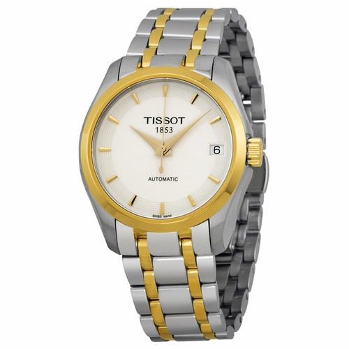 Tissot T035.207.22.011.00 Couturier Ladies Automatic Watch
