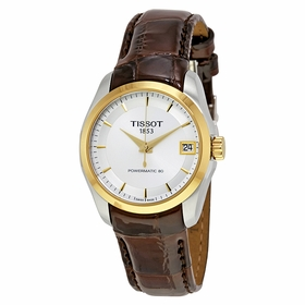Tissot T0352072603100 Couturier Powermatic 80 Ladies Automatic Watch
