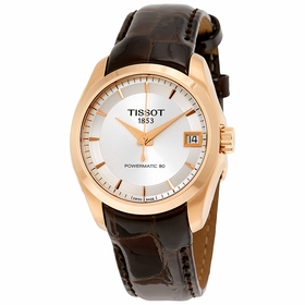 Tissot T035.207.36.031.00 Couturier Ladies Automatic Watch