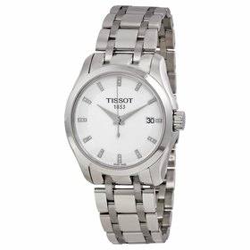Tissot T035.210.11.016.00 Couturier Ladies Quartz Watch