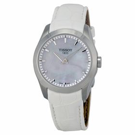 Tissot T035.246.16.111.00 Couturier Ladies Quartz Watch